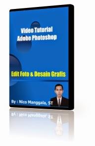 Video, Tutorial, Cara, belajar, adobe, photoshop