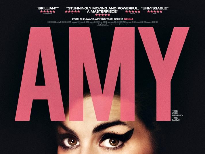 Póster: Amy
