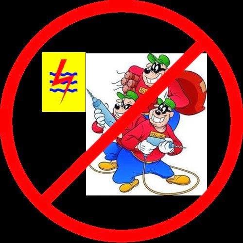 Stop Pencurian Listrik !!!