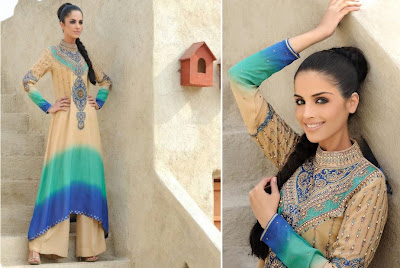 Chicboutique: Colorful Salwar kameez -Churidar collection ...