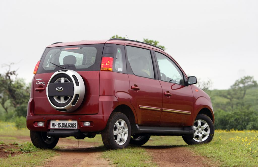 Top Cars New Mahindra Quanto Photos