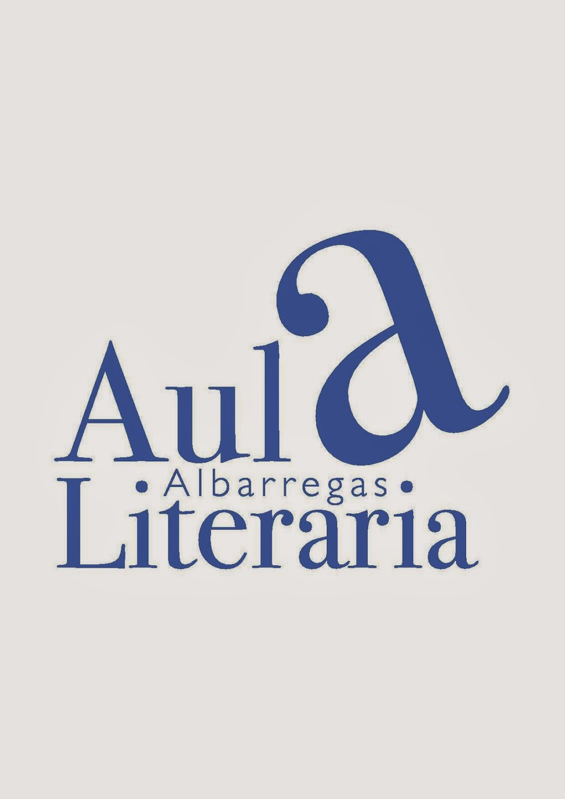 Logotipo del aula. Diseño de Ramón Garrido.