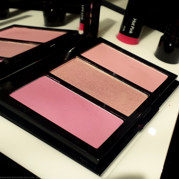 Bobbi Brown Kate Upton Hot Cheek Blush Palette Pink Spring 2015 Makeup Collection Photos