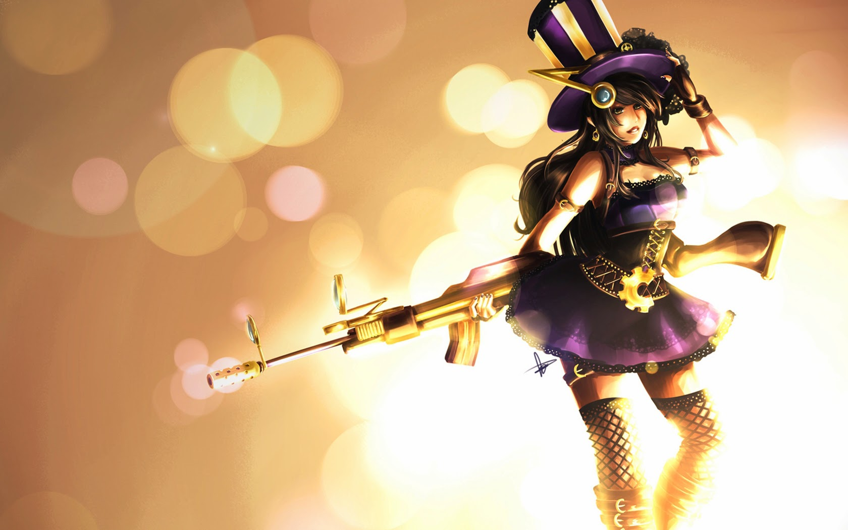 Gallery For > League Of Legends Caitlyn Hot