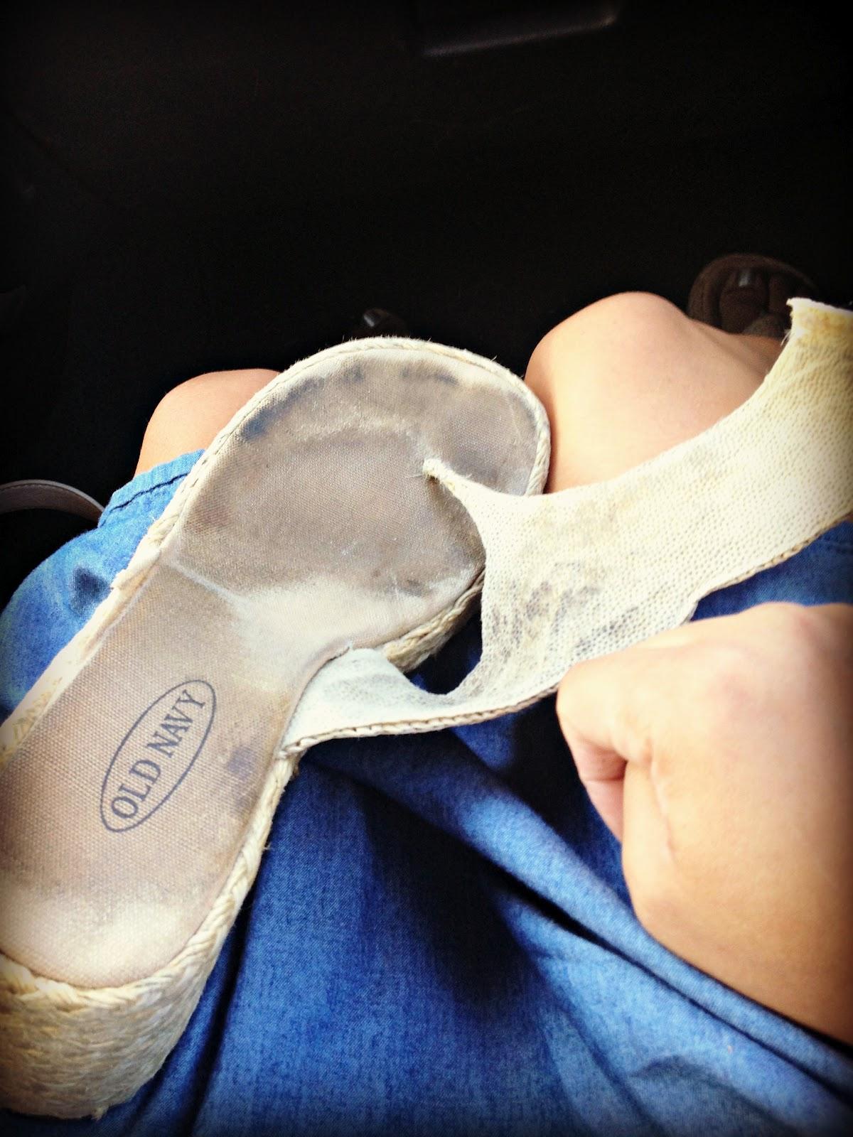 Sexy latina feet pics