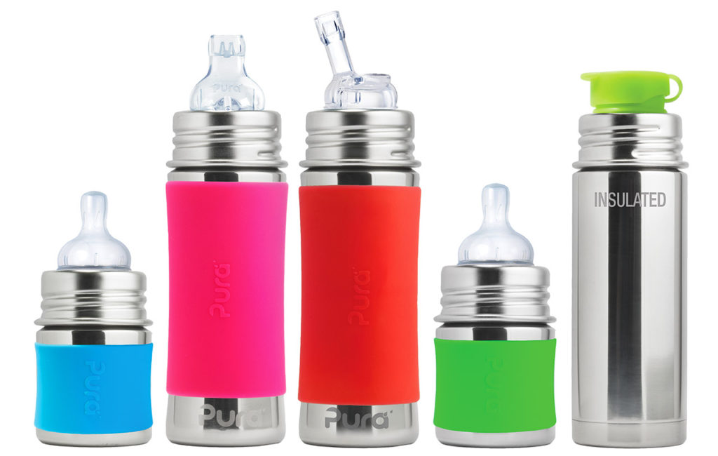 Pura Stainless Drinking Bottles Giveaway