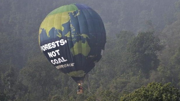 India kicks out Greenpeace - Anti Poor