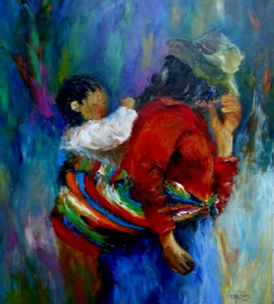 Cecilia Revol Nuñez. Artista