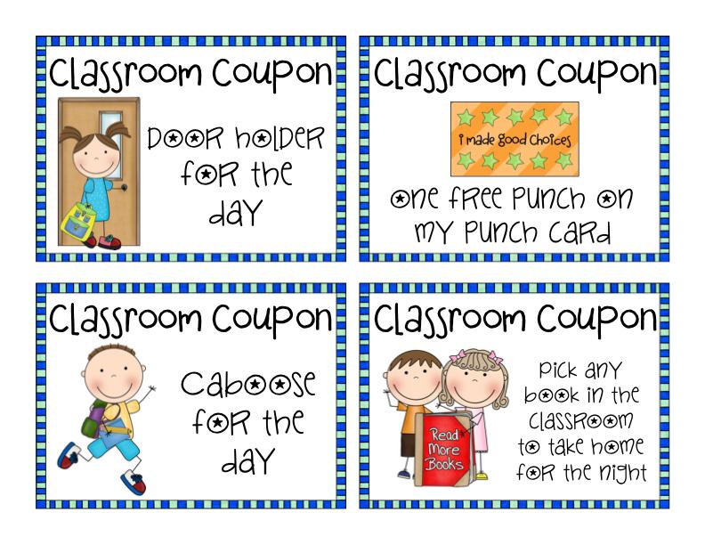 Kearson's Classroom: I Made Good Choices!