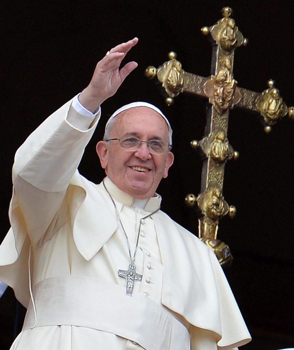 Estamos com o Papa!