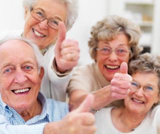 Para celebrar o envelhecer