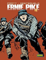 Ernie Pike 4,Hugo Pratt, Héctor Germán Oesterheld,Norma Editorial  tienda de comics en México distrito federal, venta de comics en México df