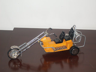 Projeto Triciclo Miniatura