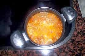 Sopa de cebolla dorada
