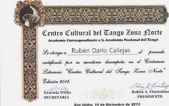 Diploma al mérito