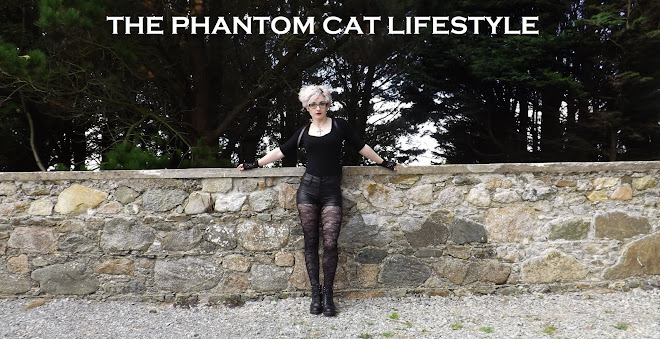 The Phantom Cat Lifestyle