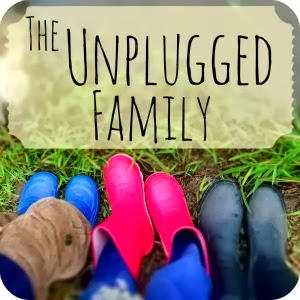 Grab button for The Unplugged Family