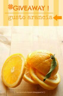 sablé con arance e chantilly