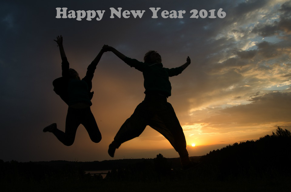 Happy New Year 2016 HD Wallpapers