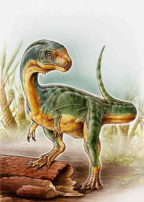 dinosaurio chileno