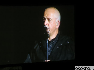 Back to Front Tour Toronto Peter Gabriel
