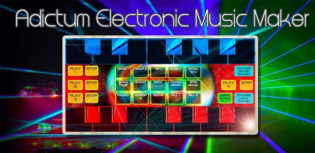 Adictum Electronic Music Maker v1.1 Apk