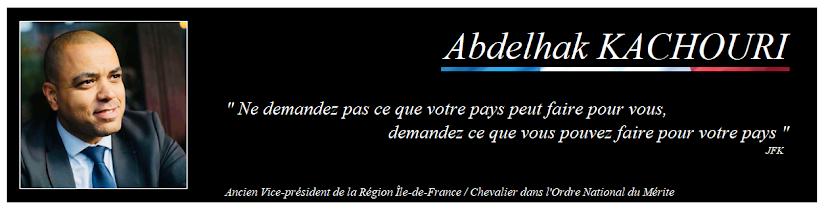 """Abdelhak Kachouri : """"La République, notre bien commun"""""""