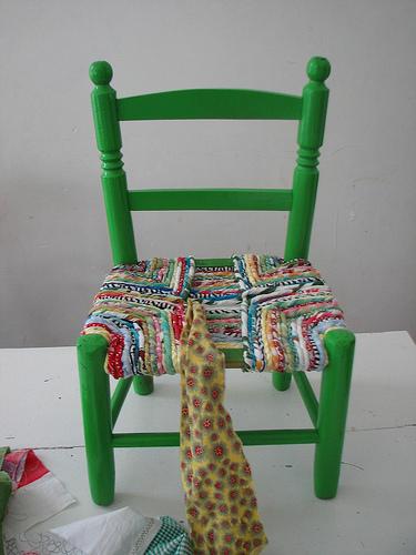 Cr zalas tantas veces como puedas - Como arreglar el asiento de una silla ...