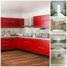 Modular Kitchen Colour