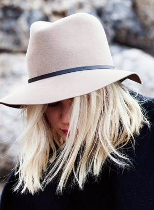 fashion inspiration janessa leone hats