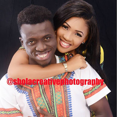 Comedian Akpororo weds Josephine Abraham