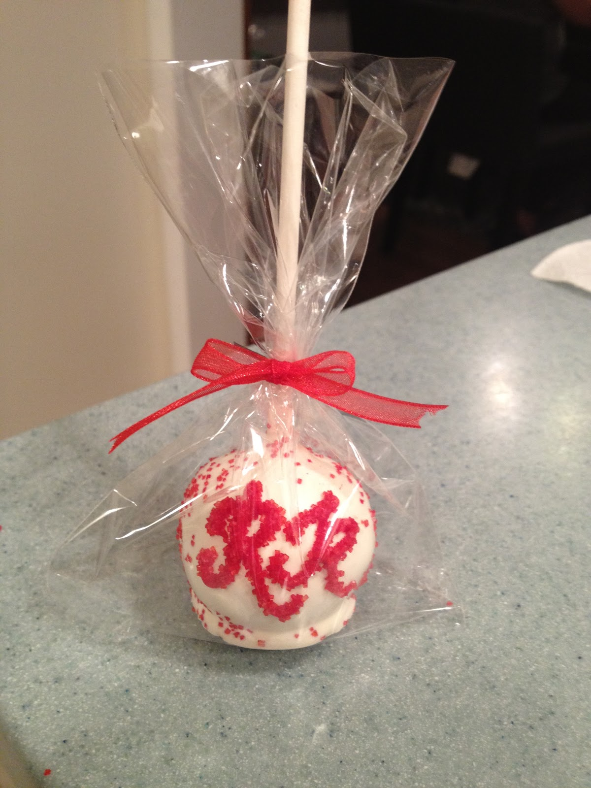 Best Red Velvet Cake Pops - Any Tots