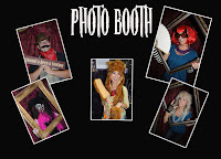 Halloween Photo Booth