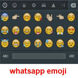 Whatsapp style Emoji for all Kitkat mobiles and tablet