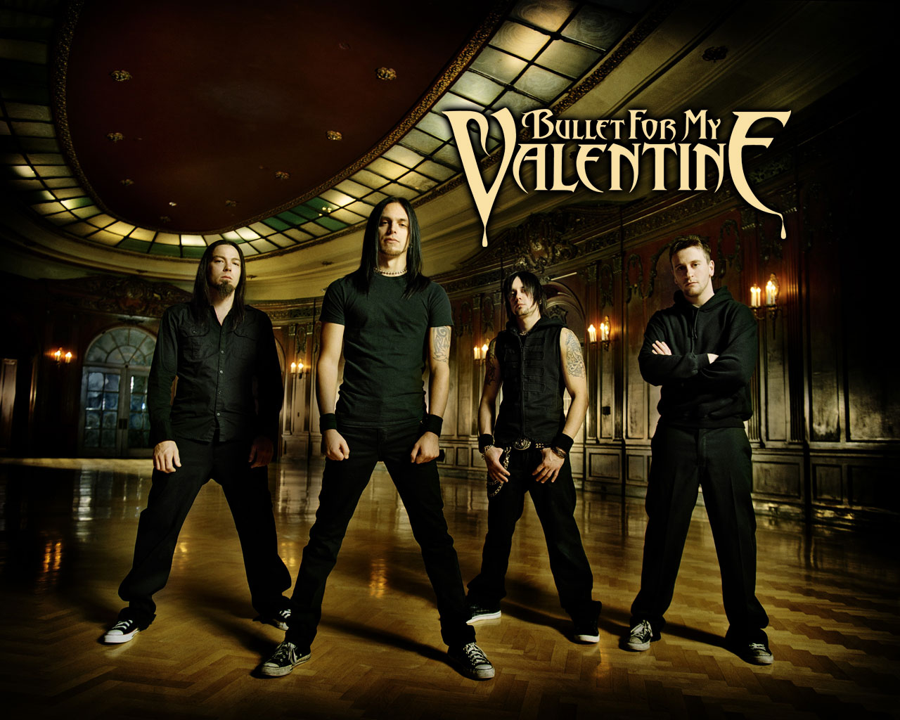 Discografia de Bullet For My Valentine [Completa]