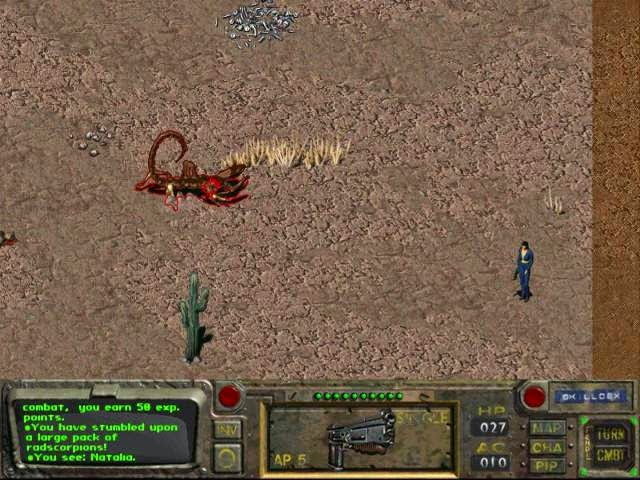 Free Fallout 1996 PC Games