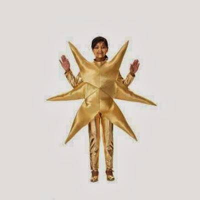 Disfraz Estrella de Belén