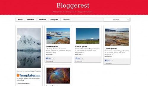 bloggerest blogger templates