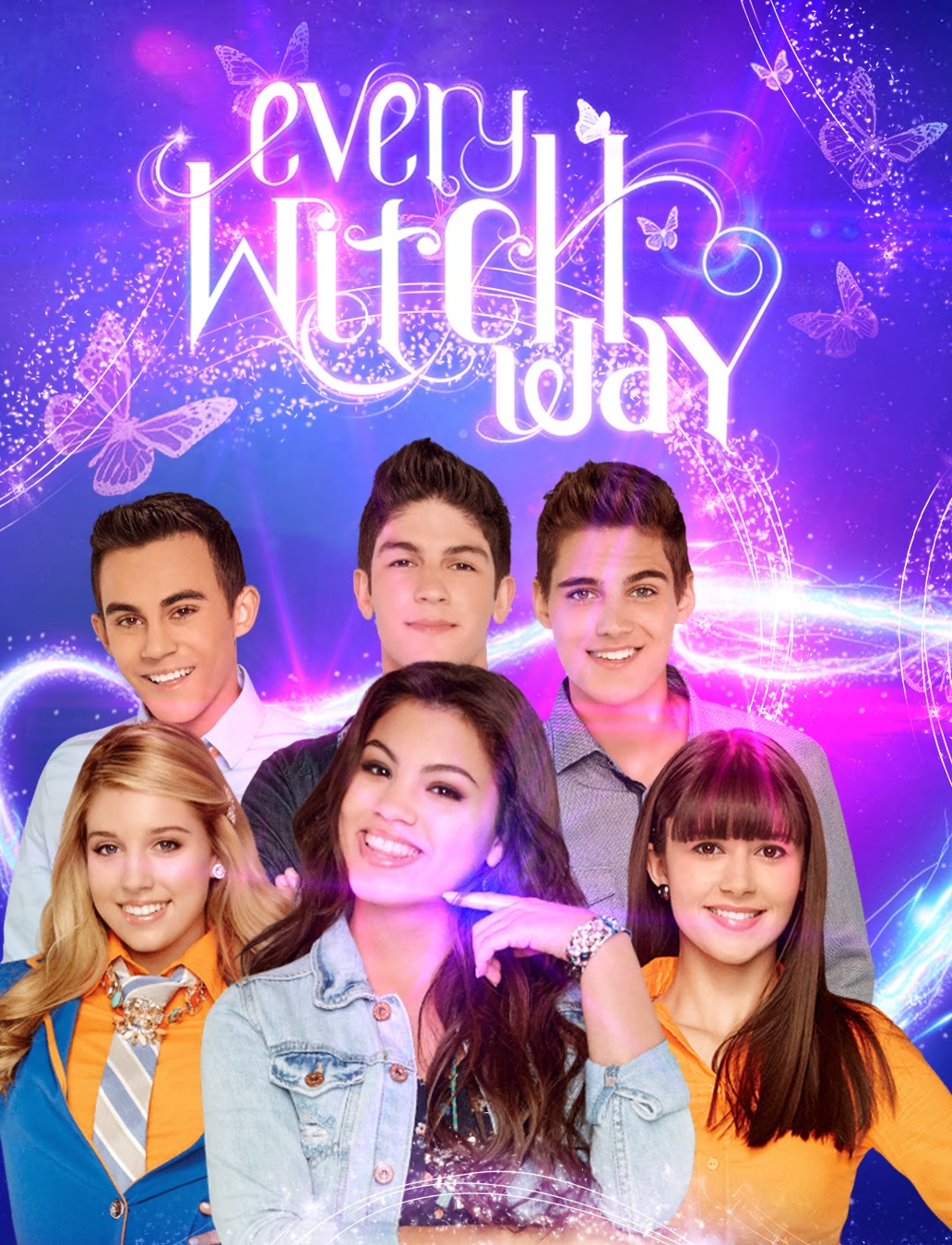 Season of The Witch Wallpaper Every Witch Way Season 3 New