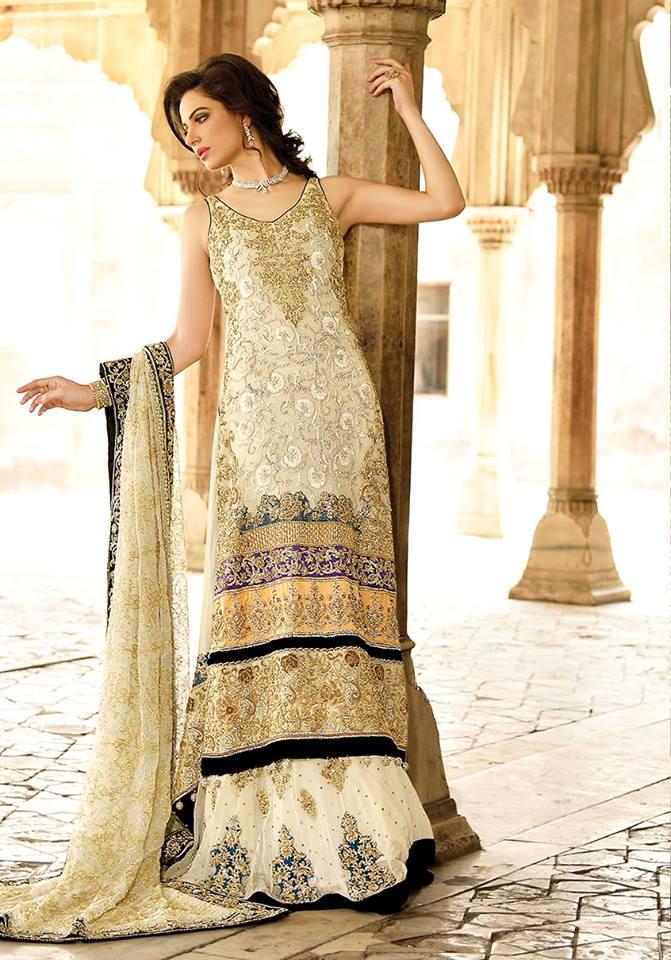 Sadia Sadiq Bridal Collection Latest Bridal Dresses 2015