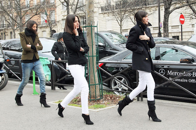 Корпоративный стиль команды Vogue Paris (фото 8)