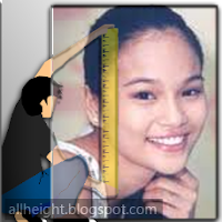 What is the height of Julia Clarete?