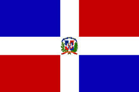 BANDERA DOMINICANA