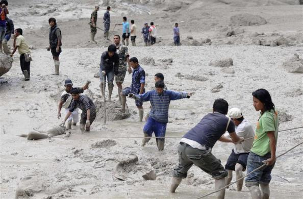 Deadly Flood in Nepal