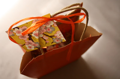 Handmade books gift