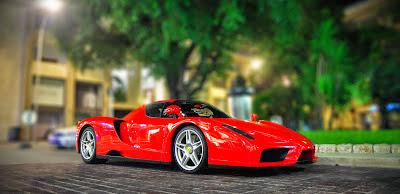 Foto Mobil Ferrari 458