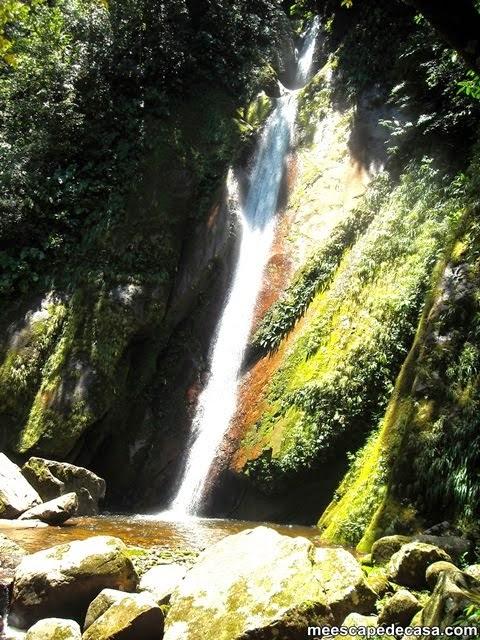 Tamushal, la segunda cascada del río Shilcayo (Cordillera Escalera, San Martín, Perú) 1