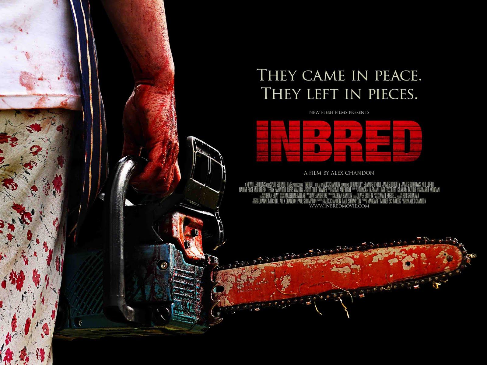INBRED+Teaser+poster+-+Chainsaw+-+silver