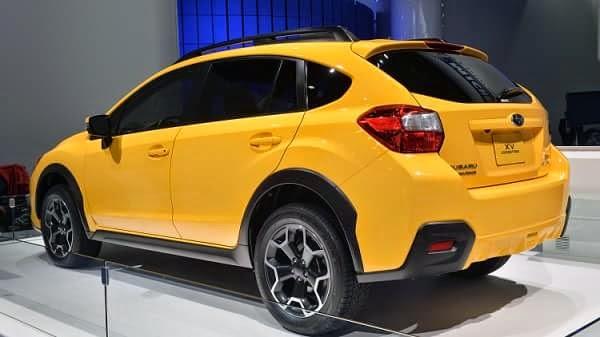 Subaru XV Crosstreck Special Edition