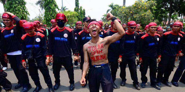 Untuk Anda UMK Jawa Barat 2015